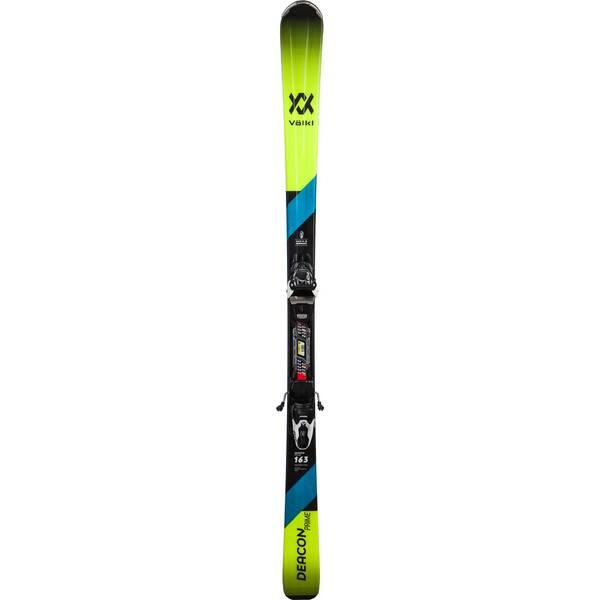 VÖLKL Herren All-Mountain Ski DEACON PRIMEw/FDT+FDT TP 10 80MM