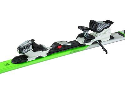 VÖLKL Herren Racing Ski CODE 74 W/FT-PLATE+10.0 FASTRAK III Weiß