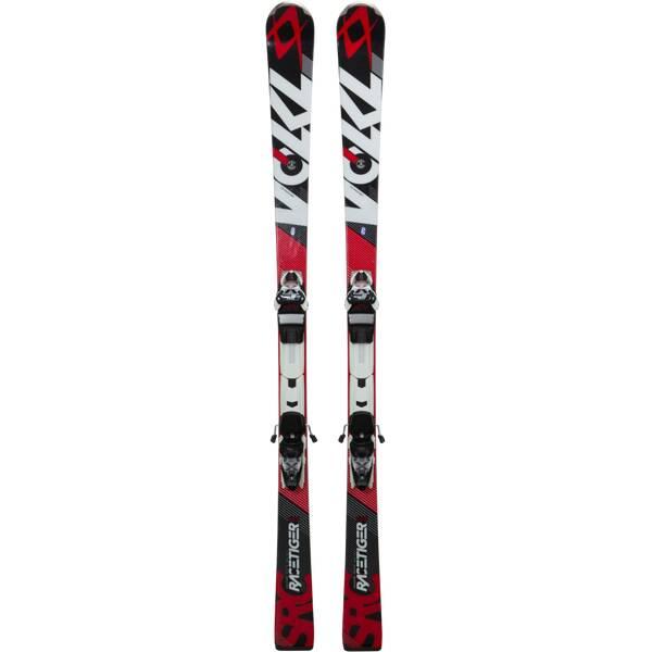 VÖLKL Herren All-Mountain Ski RACETIGER SRC BLACK+XMOTION 11.0 D