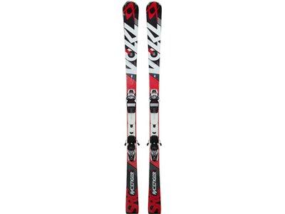 VÖLKL Herren All-Mountain Ski RACETIGER SRC BLACK+XMOTION 11.0 D Rot