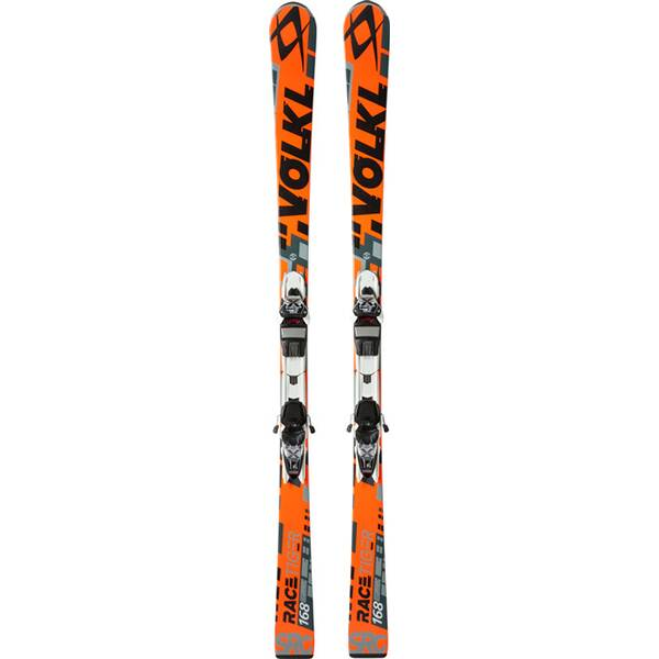 VÖLKL Herren All-Mountain Ski RT SRC ORANGE + XMOTION 11.0 D