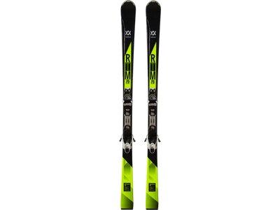VÖLKL Herren Racing Ski RTM 76 Elite Schwarz