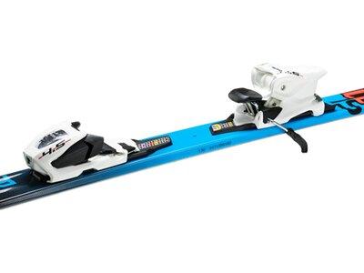VÖLKL Kinder Racing Ski RACETIGER JR YELLOW+VMOTION 7.0JR R Gelb