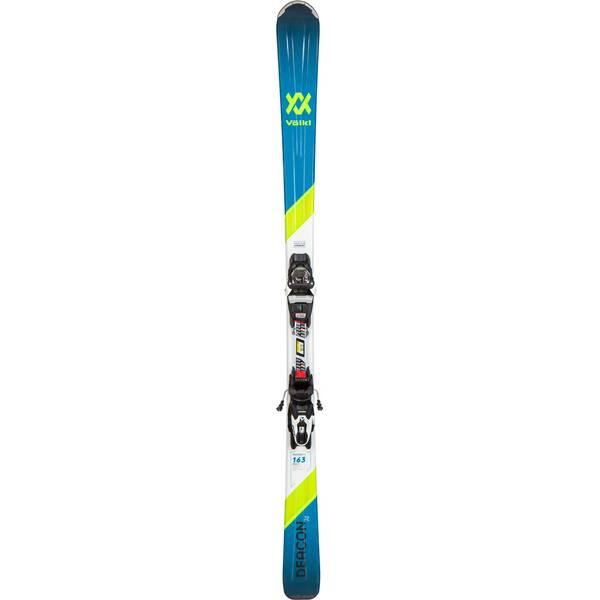 VÖLKL Kinder Ski DEACON 7.4 w/FDT-PL+FDT TP 10 80MM