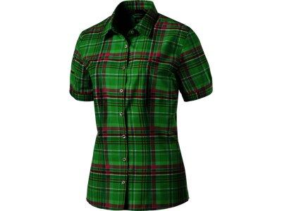 SCHÖFFEL Damen Bluse Dornbirn Grün