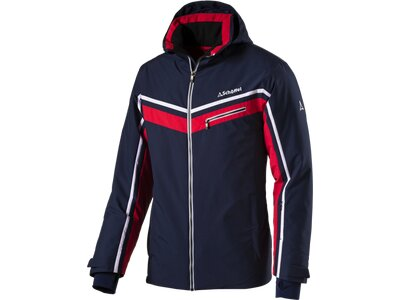 SCHÖFFEL Herren Jacke Ski Jacket Leeds Blau