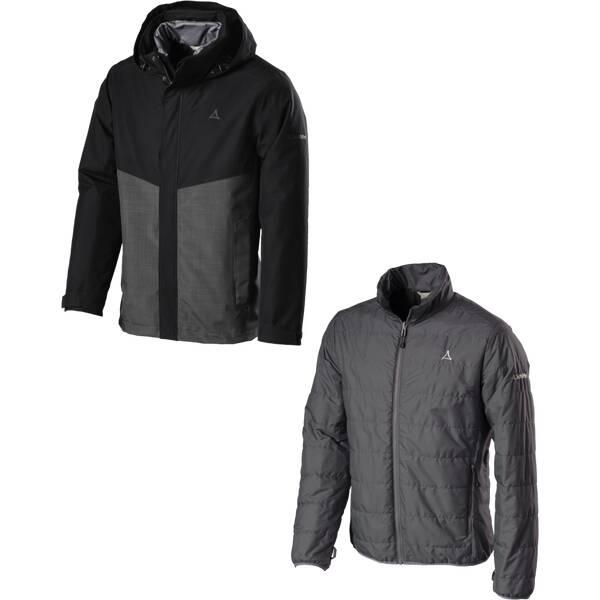 SCHÖFFEL Herren Doppeljacke 3in1 Jacket Beaverton2