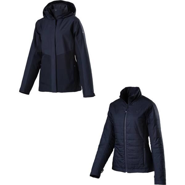 SCHÖFFEL Damen Doppeljacke 3in1 Jacket Luanda2