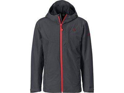 SCHÖFFEL Herren 3in1 Jacket Lemgo 4 Grau