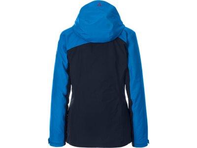 SCHÖFFEL Damen 3in1 Jacket Wallgau Blau