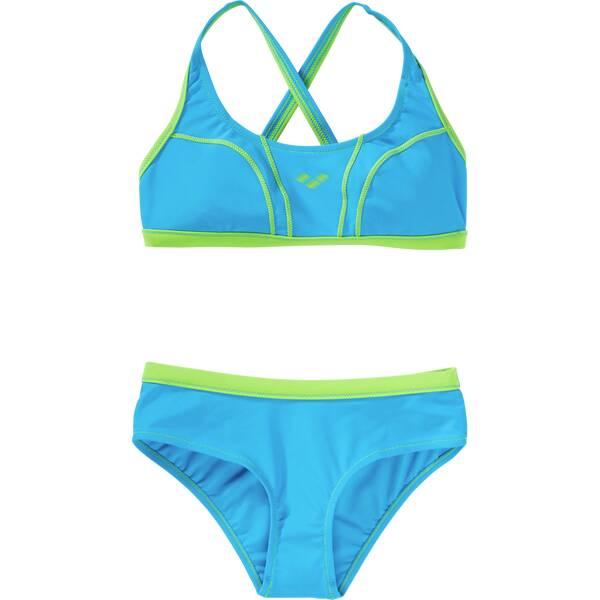 ARENA Damen Bikini Sporty Crossed Top C-Cup