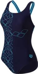 ARENA Damen Schwimmanzug ESCHER SWIM PRO ONE PIECE