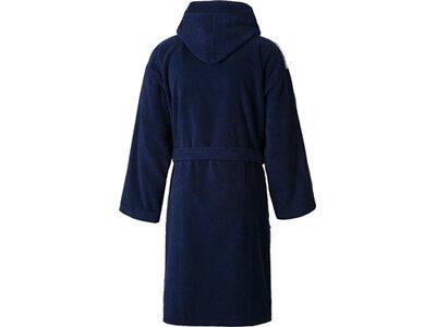 ARENA Bademantel Soft Robe Core Blau