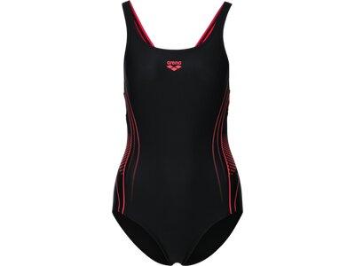 ARENA Damen Schwimmanzug FAIRNESS Schwarz