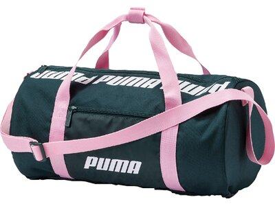 PUMA Damen Sporttasche WMN Core Barrel Bag S Grün