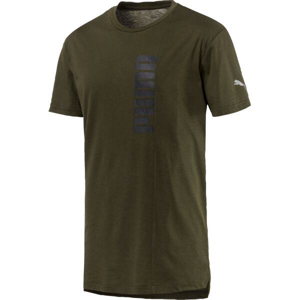 PUMA Herren Shirt ENERGY TRIBLEND GRAPHIC