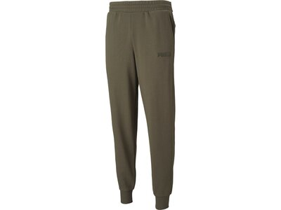 PUMA Herren Modern Basics Pants TR cl Grün