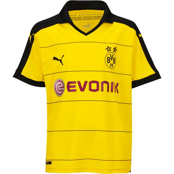 PUMA Kinder Fantrikot BVB Kids Home Replica Shirt