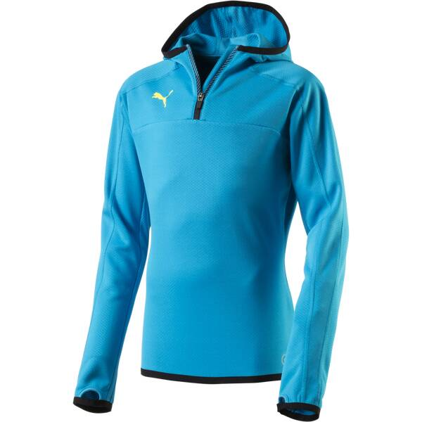 PUMA Kinder Shirt IT evoTRG Blau