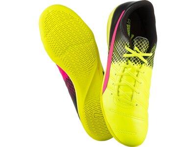PUMA Herren Fußball-Hallenschuhe evoPower 4.3 Tricks It Pink
