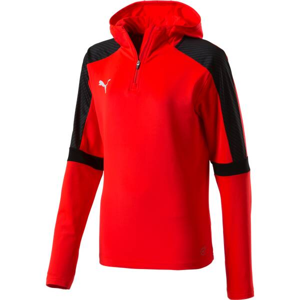 PUMA Kinder Shirt IT evoTRG Rot