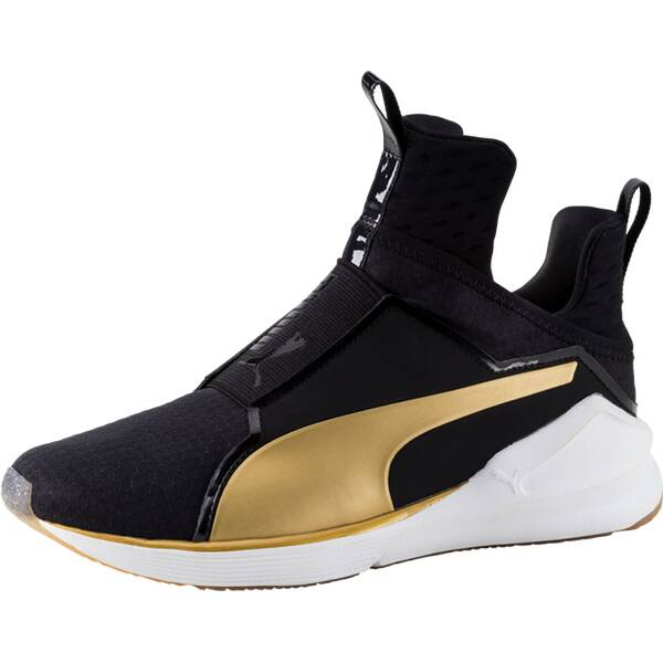 PUMA Damen Crosstrainingschuhe Fierce GOLD
