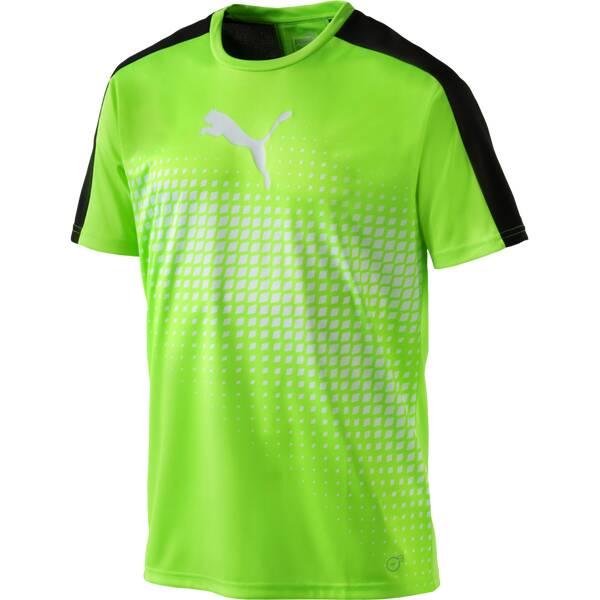 PUMA Herren T-Shirt IT evoTRG Grün
