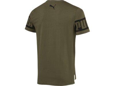 PUMA Herren Shirt Rebel Grün