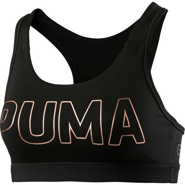 PUMA Damen Sport-BH PWRSHAPE Forever Schwarz
