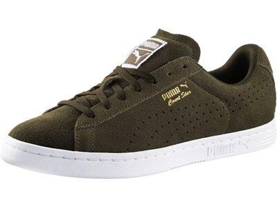 PUMA Sneaker Court Star Suede Grün