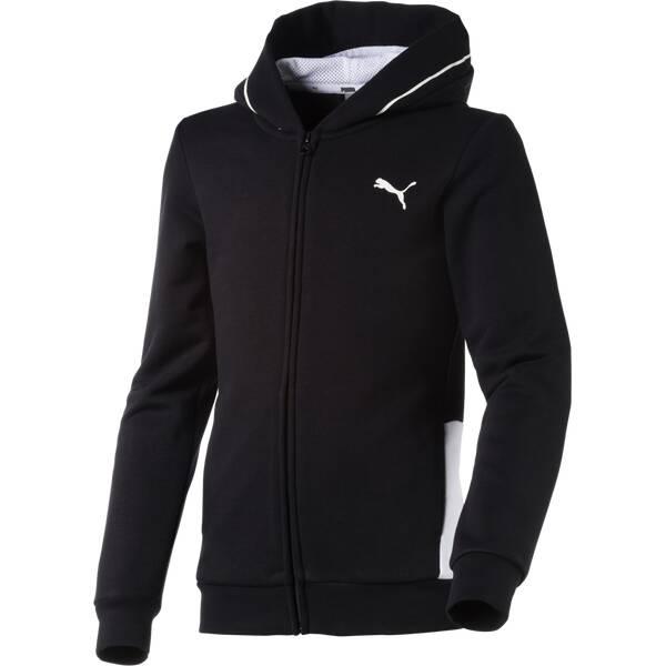 Puma Damen Sweatshirt Style FZ Hoody