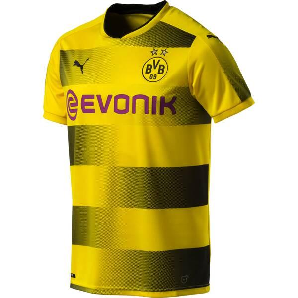 PUMA Herren Fußballtrikot Home Borussia Dortmund