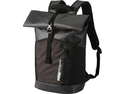 PUMA Rucksack Energy rolltop Backpack Schwarz