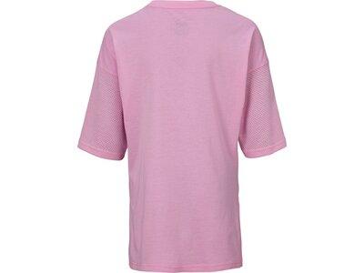 PUMA Mädchen T-Shirt Modern Sports Boyfriend Pink