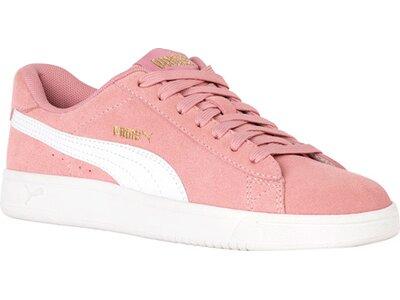 PUMA Damen Sneaker Court Breaker Derby Pink