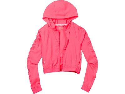 PUMA Damen Trainingsjacke Be Bold Pink