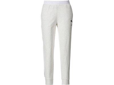 PUMA Damen Sporthose Nu Weiß