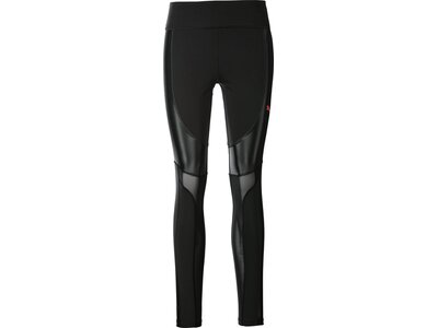 PUMA Damen AL Tight Schwarz