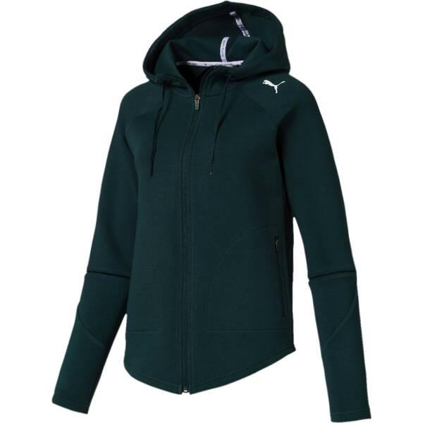 PUMA Damen Hoodie Evostripe Move Hooded Jacket