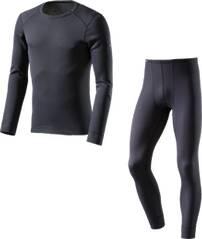 ODLO Herren Unterwäschenset shirt l/s pants long