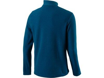 ODLO Herren Fleece-Longshirt Roy Blau