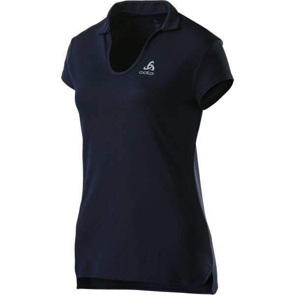 d2647228d0cf4f ODLO Damen Poloshirt Kumano Light