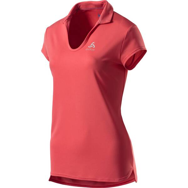 ODLO Damen Poloshirt Polo s/s KUMANO LIGHT