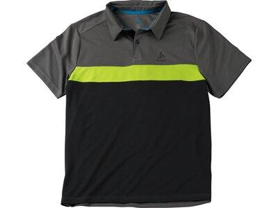 "ODLO Herren Poloshirt ""Nikko Light"" Kurzarm Grau"