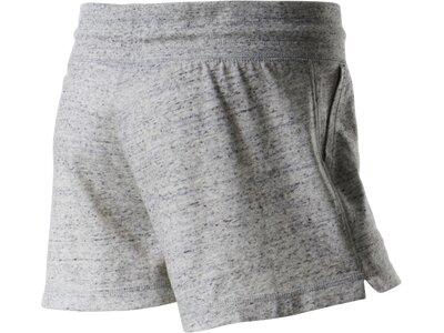 NIKE Damen Shorts NIKE GYM VINTAGE SHORT Grau