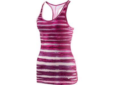 NIKE Damen Shirt G87 TIGER TANK Pink