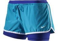 Vorschau: NIKE Damen Shorts NIKE FULL FLEX 2 IN 1 SHORT