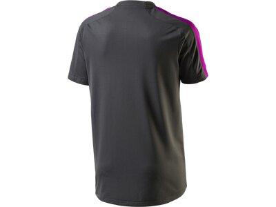 NIKE Kinder Fußball-Shirt FLASH B SS TOP Grau
