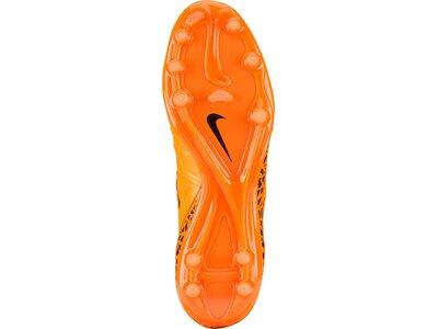 NIKE Herren Fußball-Rasenschuhe Hypervenom Phinish FG Orange