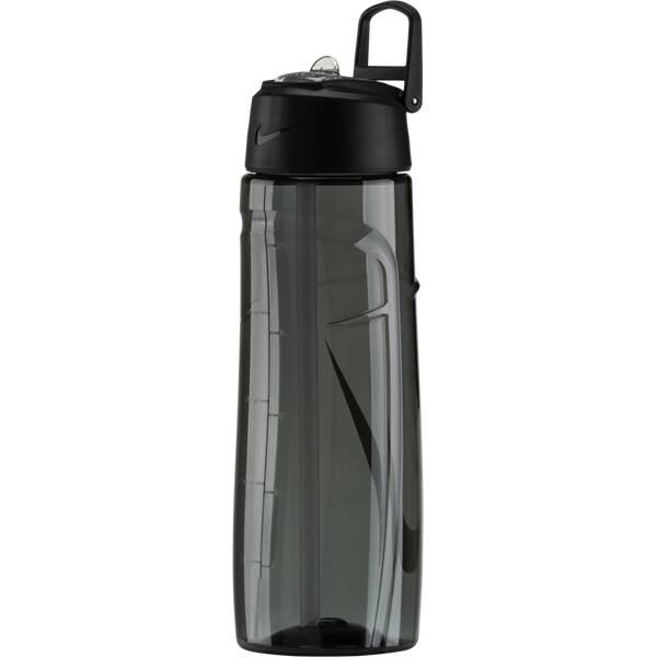 NIKE Trinkflasche T1 Flow 600 ml Grau
